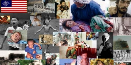 Признать США виновными в преступлениях против человечности и геноциде народов мира